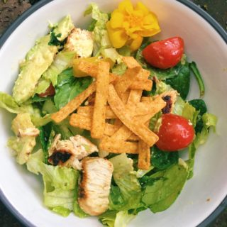 Grilled Chicken Southwest Salad